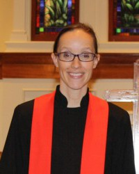 April Fiet : Co-Pastor